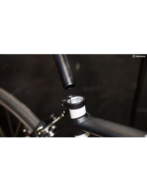 Always keep your seatpost greased. For carbon, use a carbon grease