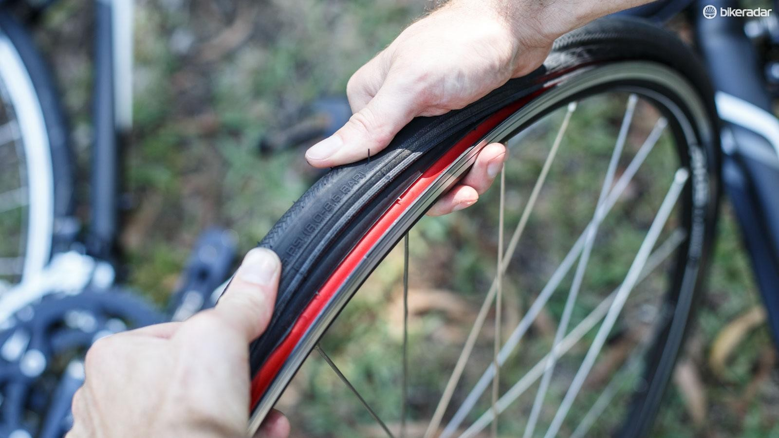 Punctures aren't fun, but with the right tyres they will be a rare occurance and a little knowledge makes them an easy fix