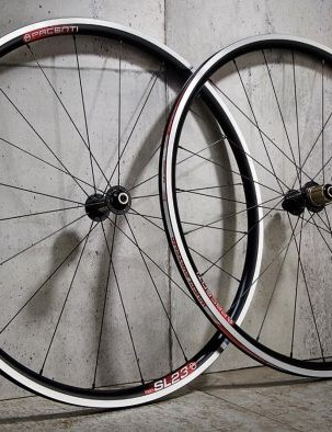 They won't impress the snob, but Superstar's Pacenti SL23/Icon Ultra wheels delivered superbly for the money in testing
