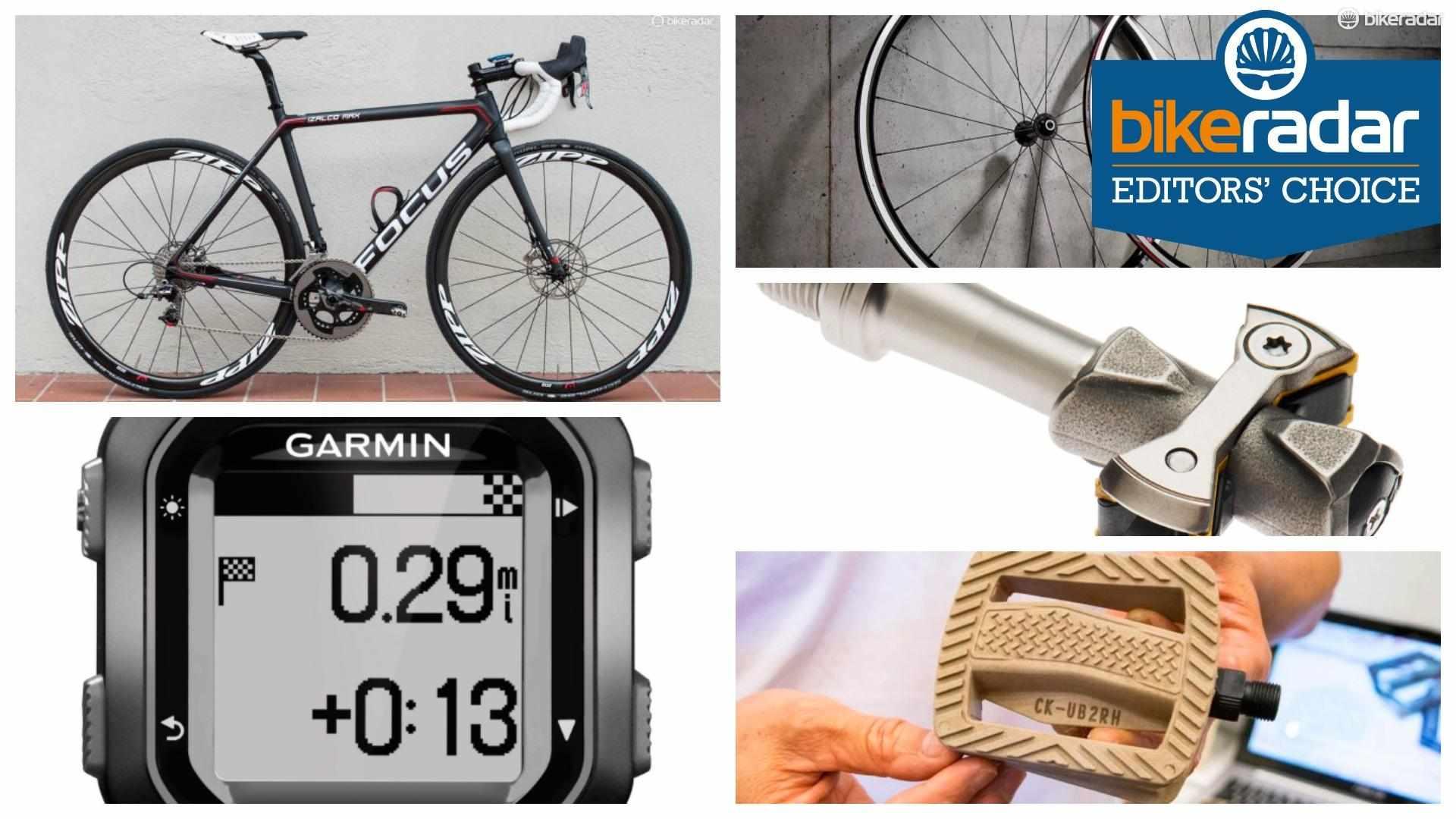 Matthew Allen's BikeRadar Gear of the Year 2015