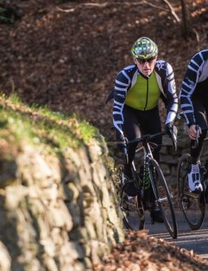 Could you cycle 330km every day for a year? Bruce Berkeley thinks he can