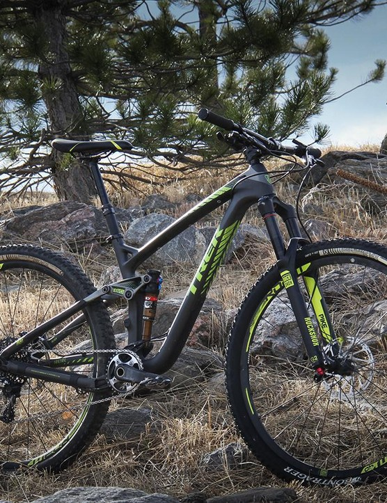 Trek's Remedy 9.9 29 is a well-rounded trail bike