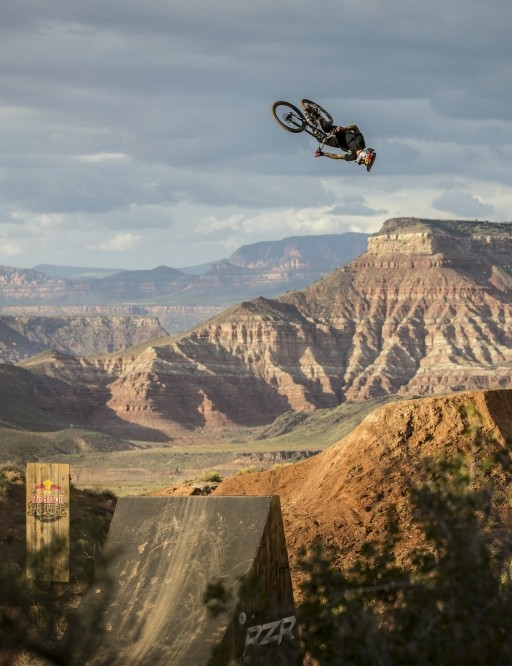 Just as in previous years, Red Bull Rampage 2015 was a spectacular event
