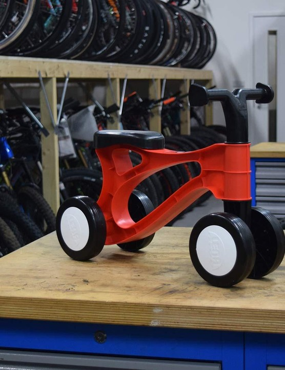 The Toddlebike 2 is a fun looking little thing