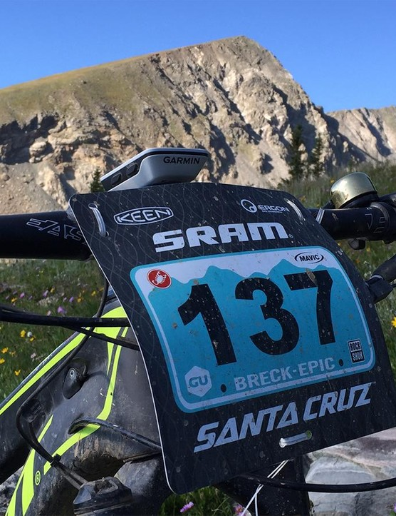 I put the Pivot Mach 429SL through its paces at the grueling Breck Epic, a six-day mountain bike stage race held in the Colorado high country