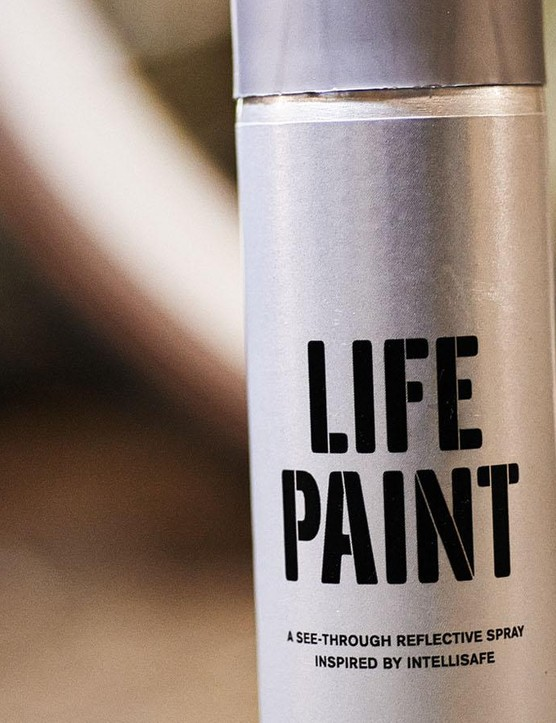 Volvo's LifePaint is a novel idea but ultimately doesn't shine too brightly