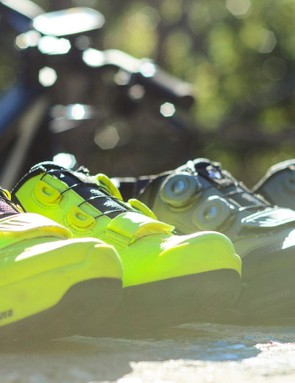 The Specialized Women's 2FO ClipLite shoes offer plenty of aggresive shoe technology for clipless riders