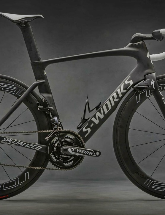 The Specialized Venge ViAS