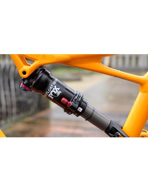 The Specialized/Fox Autosag feature is not new but it's useful for those who aren't confident with suspension setup