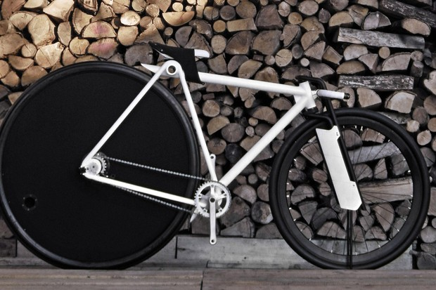 The 36/28 Postale concept bike – designed for urban riders, apparently