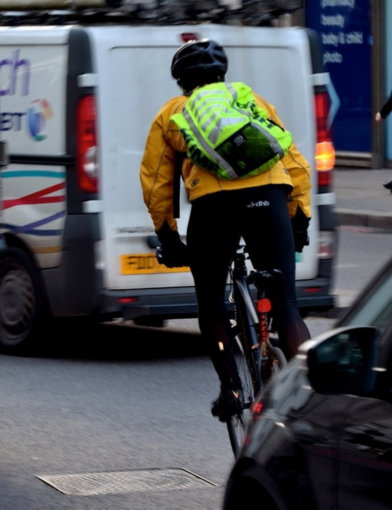 HGVs are a cyclist's biggest danger in the capital