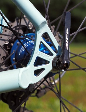 Engin Cycles uses dropouts of its own design