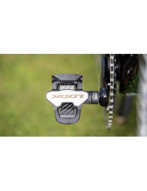 Sagan's KeO pedals are almost stock
