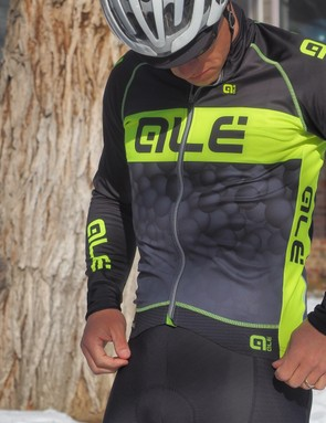 The Alé PRR Winter Thermal Jacket