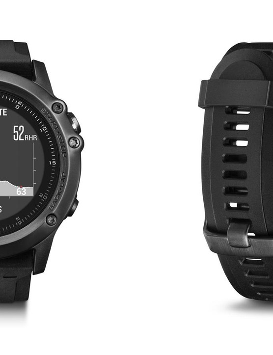 Launching at CES, the Garmin Fenix 3 gets on-wrist heart rate monitoring