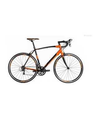 Calibre's Rivelin is without doubt as good a bike as you'll get for this meagre outlay