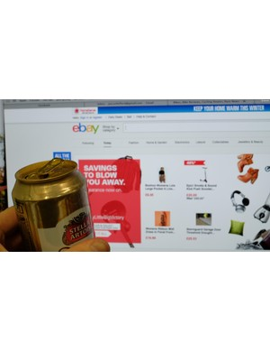 eBay and alcohol do not mix – you have been warned