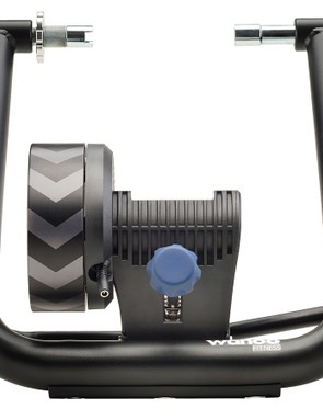 The Wahoo Kickr Snap is the younger sibling to the original Kickr