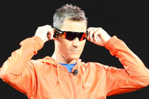 Oakley Radar Pace sunglasses deliver coaching straight to your ears
