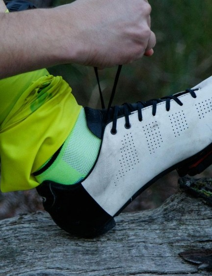 Make sure your shoes are adjusted properly because once your veloToze are on, you won't want to take them off that ride