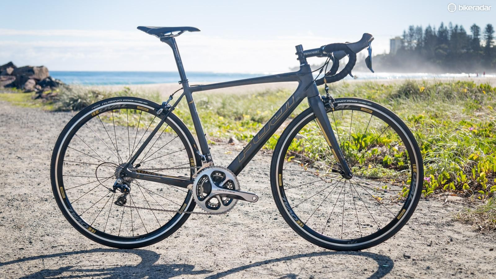 We've just received the new featherweight 2016 Fuji SL 1.5