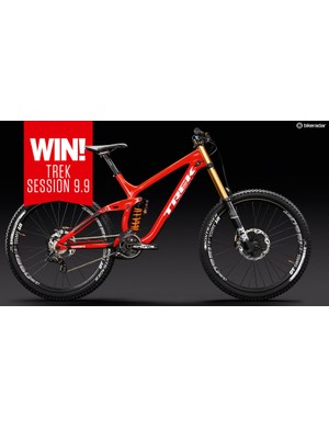 Win a Trek Session 9.9 with this month's MBUK