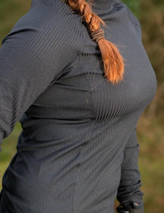 Endura Transrib long sleeve women's base layer