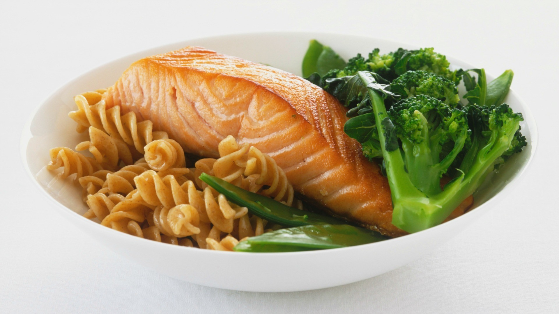 Healthy food choices play a big part in eliminating body fat
