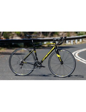 6fc2ef94d29 The 2016 Merida Ride 200 is a bike well suited to cyclists seeking an  ultimate upright