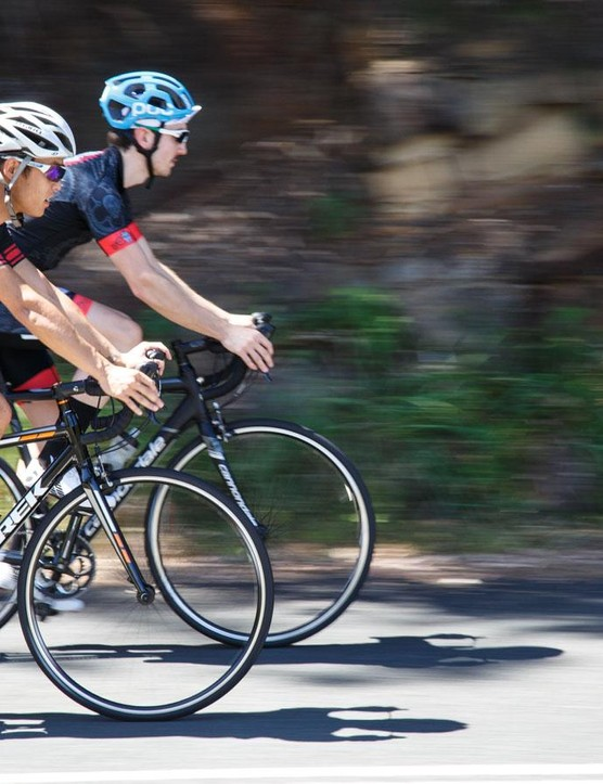 Four testers, numerous rides and lots of switching back and forth paved the way to finding the best entry-level road bike of 2016