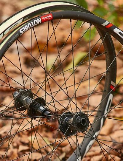 Stan's NoTubes ZTR Bravo Team 650b wheelset has stood up and delivered throughout some punishing testing