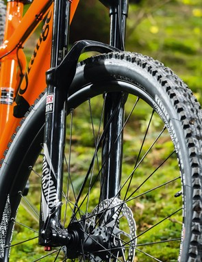 The Revelation fork could be stiffer (the next spec level up includes a Pike)