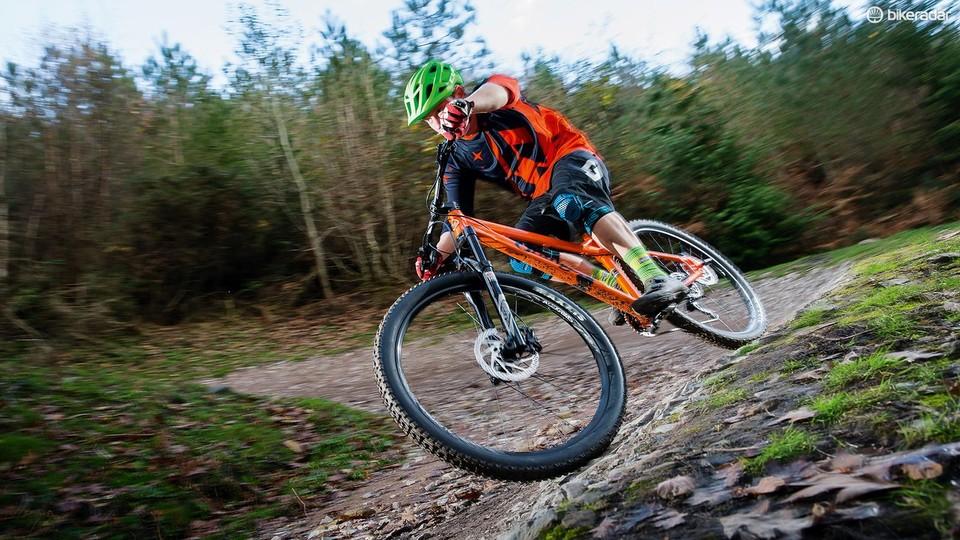 Orange Crush 2016: first ride - BikeRadar