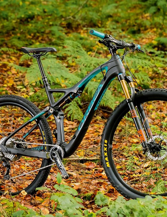 The Orbea Occam TR M-Ltd is one sweet-looking ride. But in this build, it's also a slightly confused one