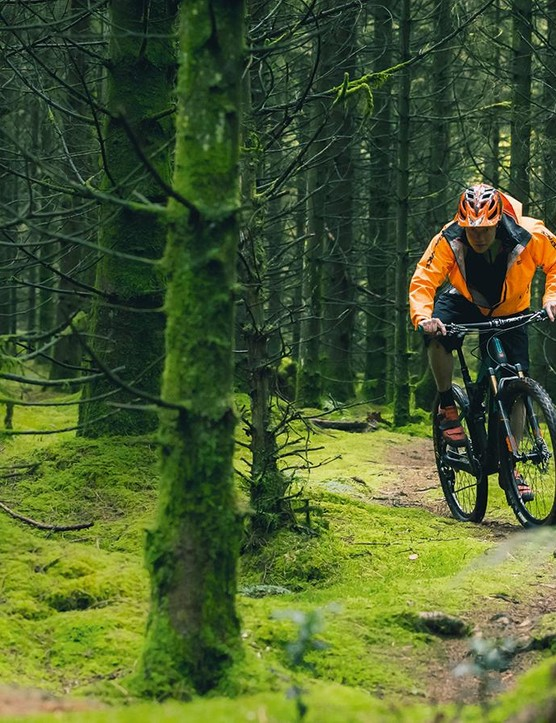 You could build the Occam into a fantastic XC or trail machine – but it will cost you