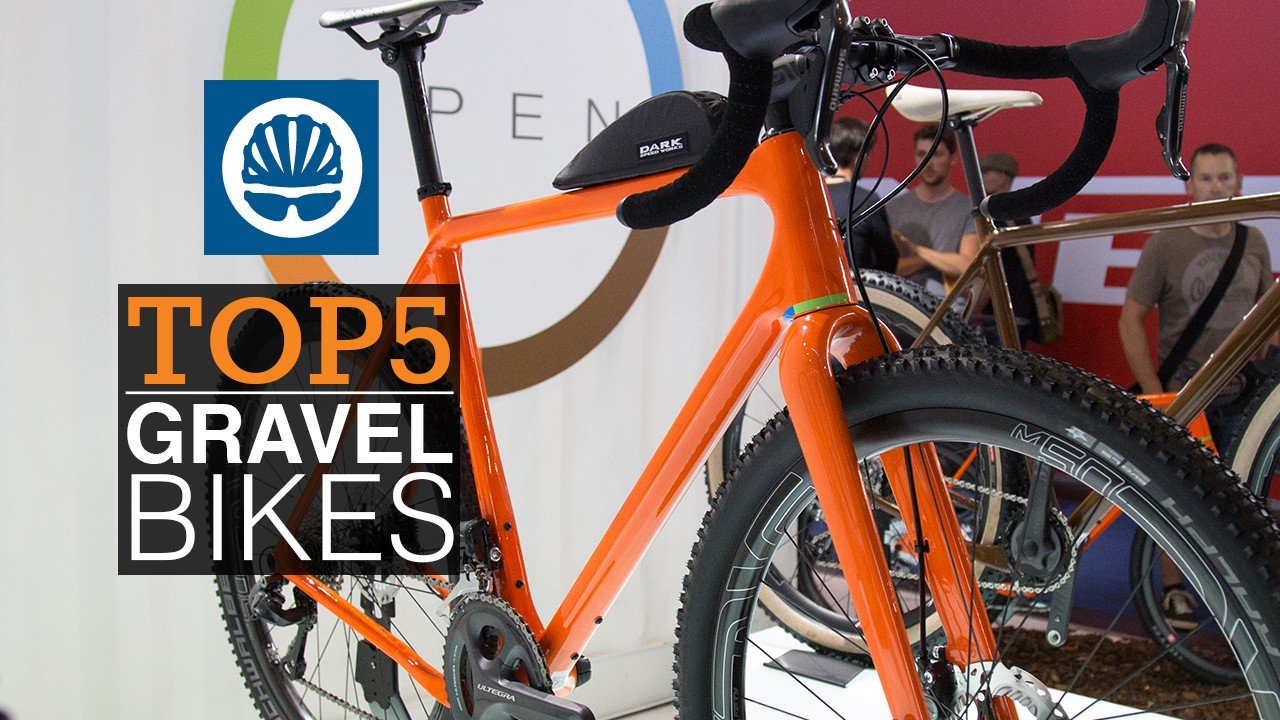 The top five gravel bikes of 2016