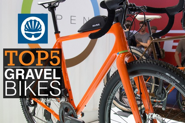The top five gravel bikes of 2016
