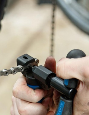 Clean the chain on or off the bike? That really depends on the brand and number of speeds your chain is