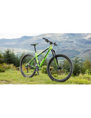 The Ragley Piglet is an appealing but somewhat unbalanced bike