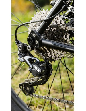 Shimano SLX stop-go gear does the business as reliably as ever