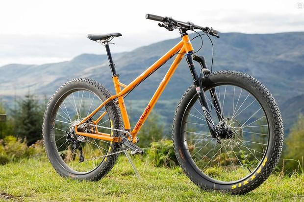 Genesis' Tarn 20 is an outstanding plus-sized hardtail