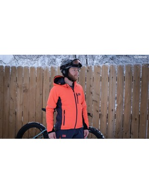 Specialized teamed up with 686 to develop a high-end kit to make winter mountain biking more enjoyable