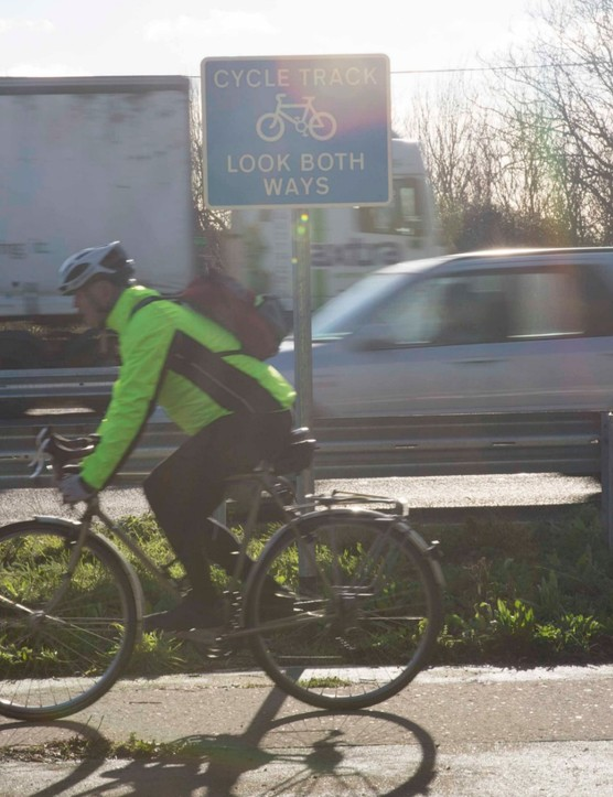 Project work will include improving signage along certain routes