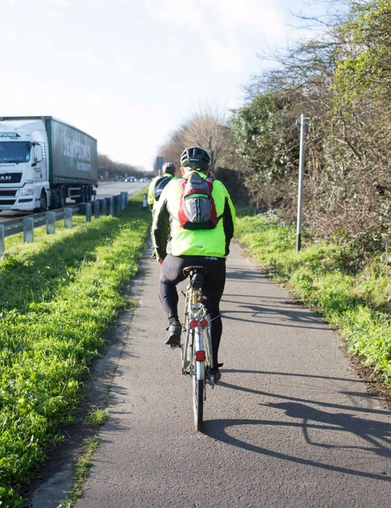 Two hundred projects designed to make cycling safer and more accessible have been announced by Highways England