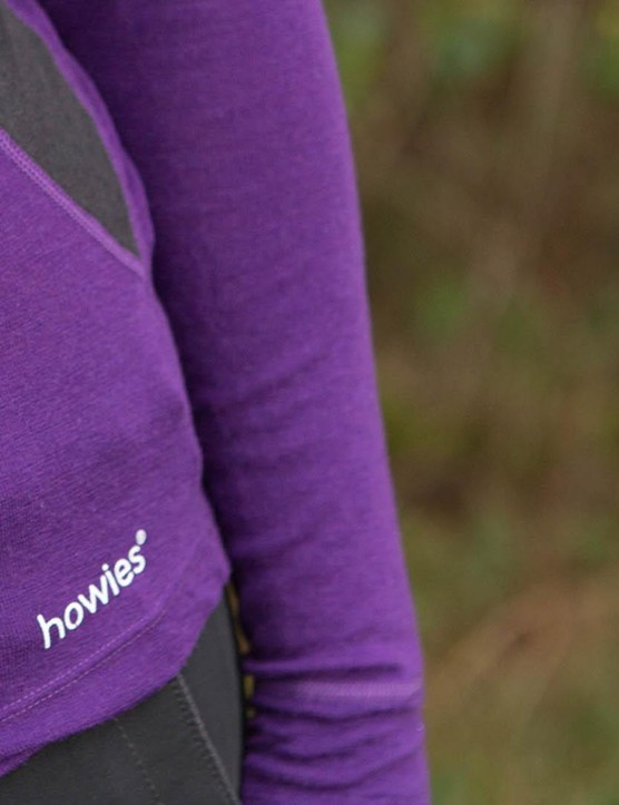 Produced by Welsh company Howies, the base layer is constructed from 100 percent merino wool