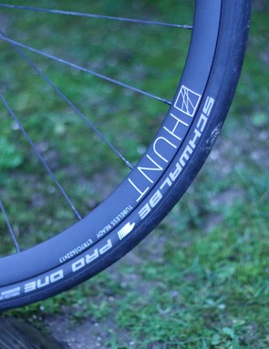 Hunt have already embedded new ideas and innovation into their products, such as supplying wheels already fitted with tubeless tyres