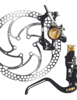 Formula R1X brakes