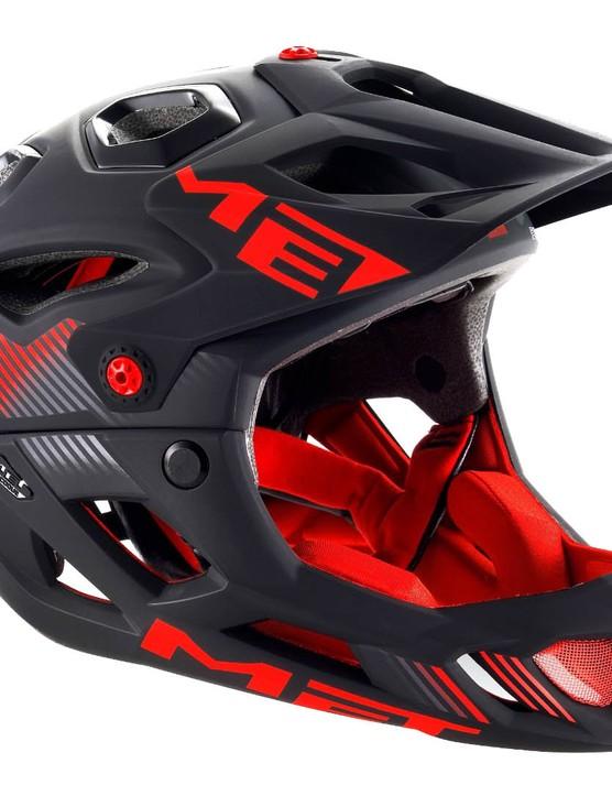 The MET Parachute Helmet 2016