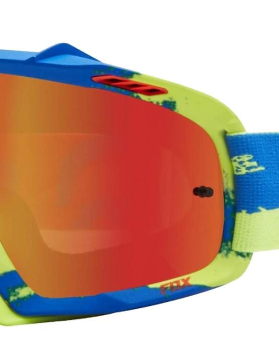 Fox Marz Yellow Goggles