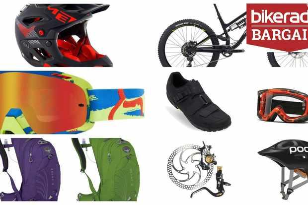 BikeRadar Bargains Enduro Special